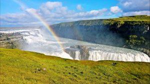 Waterfall-Gullfoss-Iceland