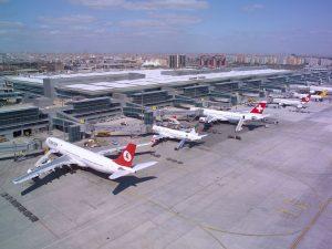 Atatürk Havaliman? Resimleri